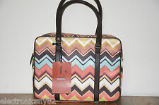 Missoni for Target Multi-Color Zig Zag Travel Tote  New with tags, 100% ORIGINAL