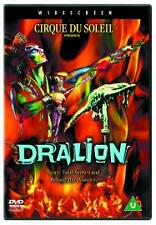 Cirque Du Soleil: Dralion Dvd Brand New & Factory Sealed