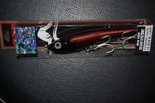 """Yo-Zuri Sashimi Slider R954-CMFS Chameleon Flame Shad Floating 5 1/2"""" 1 3/4 oz"""