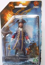 CAPITAN BARBOSSA   PIRATI DEI CARAIBI  Pirates of the Caribbean figure