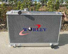 3 Rows Aluminum Radiator for TOYOTA SUPRA MK3 SOARER MZ20 7MGTE 1986-1992 Manual