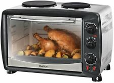 NEW Ovation OV26 26L Microwave with Double Hot Plates