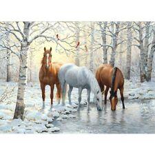 Horse Tree Diamond Painting Full Drill Diy 5D Home Decors Embroidery Kits Art
