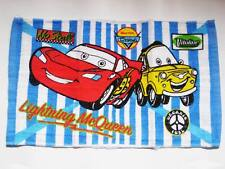 Disney Cars hand bath towel Lightning McQueen Soft Velour
