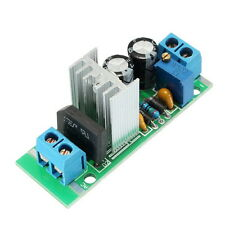LM317 Adjustable Step Down Power Supply Module Board Linear Regulator With Recti