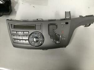Toyota Tarago Front Heater Controls ACR50 03/2006-Current