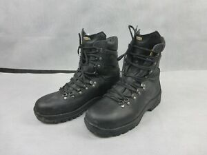 Altberg Wide Fit Steel Toe Cap Work Safety Boots Size UK 9 Good Used Condition