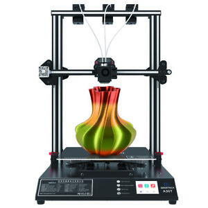 Geeetech Big Print Area Printer A30t  Mixcolor Supoort PLA ABS  supports  BL