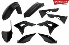Polisport Plastic kit - Honda CRF 450 2017 - 18 CRF 250 2018 All Black 90721