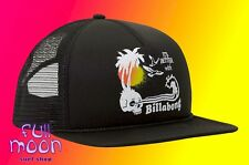 New Billabong it's better with Upgrade Mens Snapback Trucker Cap Hat