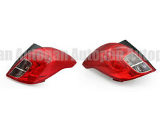 Pair Tail Light Brake Signal Rear Bumper Lamps For Buick Encore 2013-2015