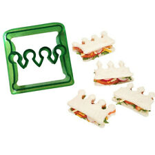 Decorating Tools Cake Cutter Crown Shaped Sandwich Cutter Bread Mold