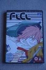 FLCL Complete Series DVD New & Sealed ANIME Region 2 UK