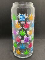 450 North Brewing Glass Can Style 420 Exclusive Leaf Wrap Design Slushy Sold Out