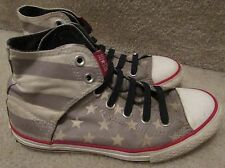 Converse All Stars Chuck Taylor Hi Tops Sneakers Slip on Stars 63109 Size 4Y