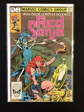 1 Issue Lot - Red Sonja 1
