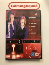 The X Files Disc 08 Season 2 Episodes 4 DVD, Supplied by Gaming Squad Ltd