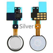 LG G5 Home Button Fingerprint Sensor Power Button Flex Cable Silver