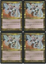 MTG 4X Iridescent Angel X4 Odyssey Magic LP/PL