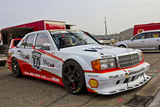 MERCEDES Benz 190e 2,3-16 EVO 1/2 DTM-homologation-w201 Racing Motorsport
