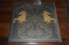 Mastodon - Remission BOX Deluxe Colored Vinyl With Etching OOP Record LP SEALED