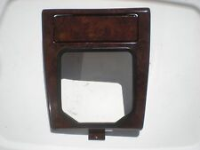 Range Rover P38 Center Console Wood Trim Gear Shift Panel Ashtray
