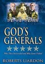 DVD-Gods Generals V10: A A Allen
