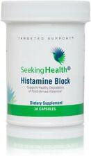 Seeking Health | Histamine Block | DAO Supplement Enzyme | Food Intolerance | Hi