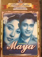 Maya, DVD, Music India Collections, Hindu Language, English Subtitles, New