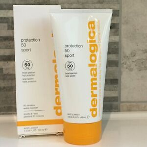 DERMALOGICA PROTECTION 50 SPORT💛Exp 12/23💛156ml NEW + BOXED