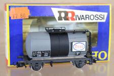 RIVAROSSI 2074 FS ESSO KESSELWAGEN PETROL TANK WAGON 163-0 MINT BOXED ni
