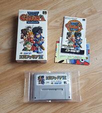 Elfaria II - Quest of The Meld - Super Famicom - complete - Near Mint
