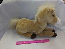 Animagic Honey Horse Pony Plush Motion & Sounds Animatronic