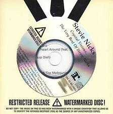 STEVIE NICKS Crystal Visions UK 16-tk watermarked promo test CD sealed