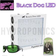 Black Dog LED PHYTOMAX 1000W Grow Light: Free Method Sevens & Light Hangers