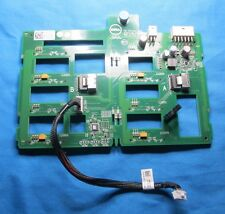 "Dell M05TM T320 T420 T620 PowerEdge Caddy 3.5"" Hard Drive Backplane 0M05TM"
