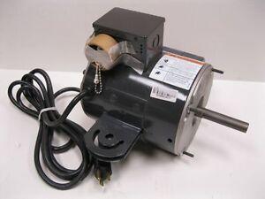 Emerson Motor K55HXKNW-9715  1/2hp, 1100 rpm,115v, M414