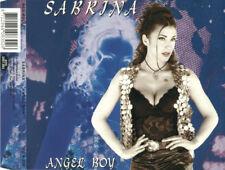 SABRINA - Angel boy 4TR CDM 1995 EURODANCE / ITALODANCE