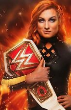 WWE Becky Lynch Poster! LAST ONE!!!