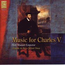 Cristóbal de Morales - Music for Charles V /Chapelle du Roi · Dixon [CD]
