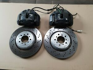 Bmw E90 E92 E93 M3 Front Brakes / M3 Calipers & Discs - Working Condition OEM