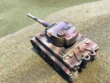 1/100th (15mm) Painted WWII German Tiger I Wargaming Model
