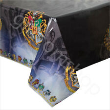 Harry Potter Plastic Table Cover Cloth PVC Kids Birthday Party Catering Supplies
