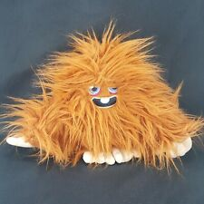Moshi Monsters Furi Plush Stuffed Animal Toy No Code Brown Yeti Monster