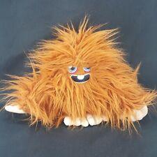 Moshi Monsters Furi Plush Stuffed Animal Toy No Code Brown Yeti Monster