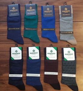Men Women Patterned Colour Comfortable Soft Cotton Mid Calf Ankle Socks UK 6-11