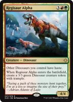Regisaur Alpha x4 Magic the Gathering 4x Ixalan mtg card lot