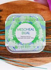 Mesoheal Dual mesotherapy highly-purified hyaluronic acid lyophilized polylactid