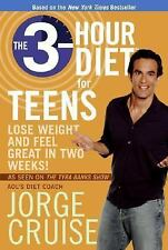 The 3-Hour Diet for Teens: Lose Weight and Feel Great in Two Weeks!-ExLibrary