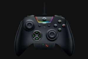 RAZER Wolverine Ultimate Gaming Controller for Xbox One & PC Black
